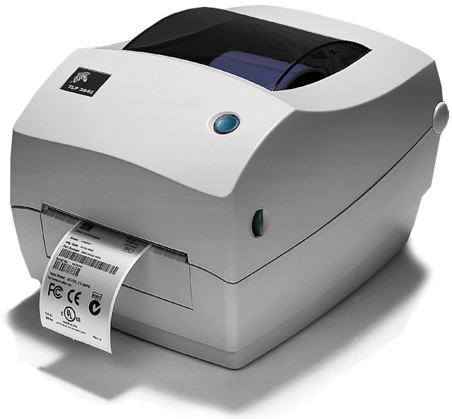 Zebra TLP3842 Printer
