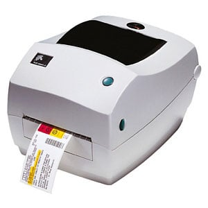 Zebra LP3844 Z Printer