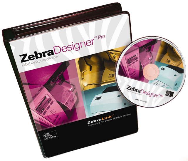 Zebra Designer Pro Bar code Software