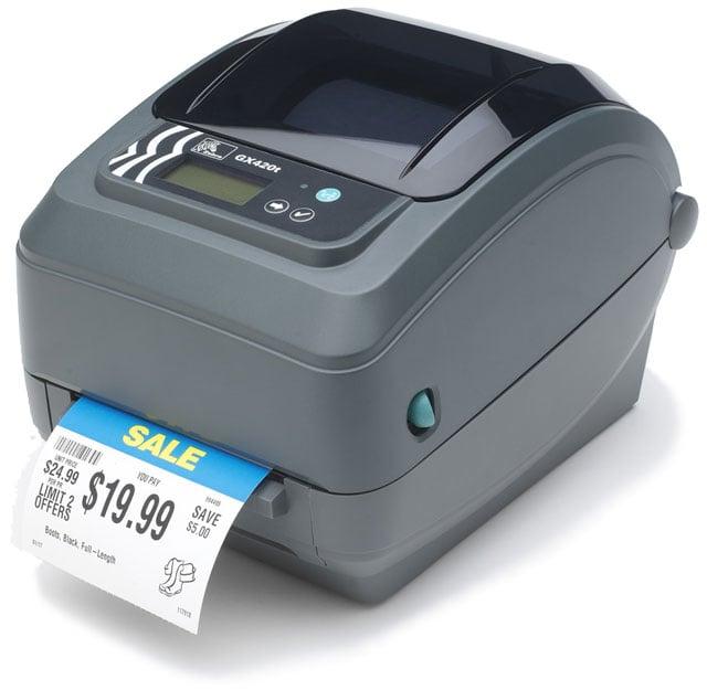Zebra GX 420 Printer
