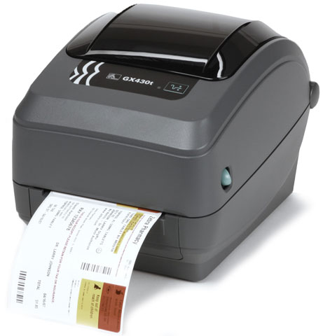 Zebra GX 430 t Printer
