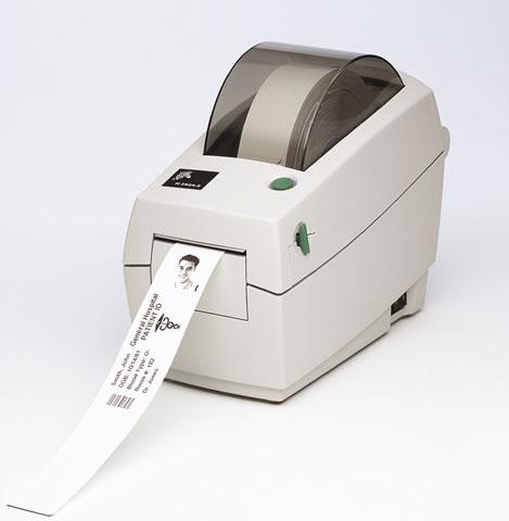 Zebra H2824-Z Printer