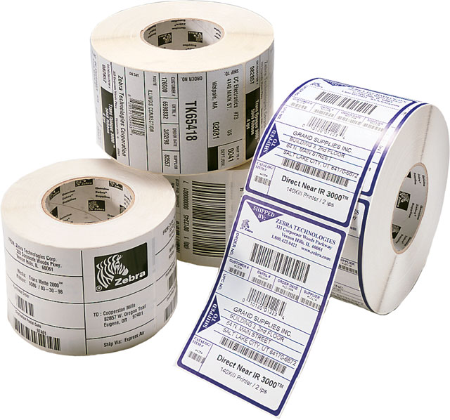 Zebra QL 320 Label