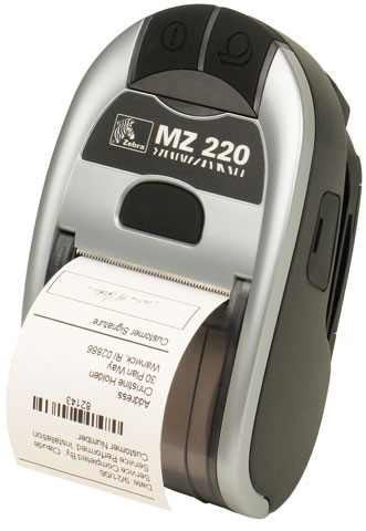 Zebra MZ220 Printer