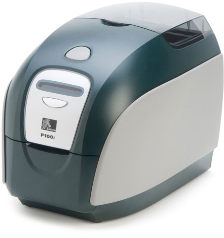 Zebra P100 i ID Printer