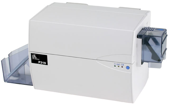 Zebra P310C ID Printer