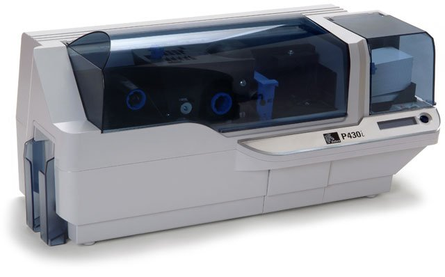 Zebra P430 i ID Printer