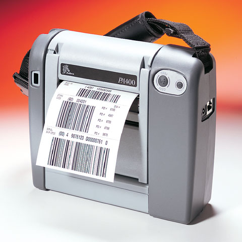 Zebra PA400 Portable Printer