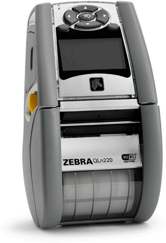 Zebra QLn220 Healthcare Portable Printer