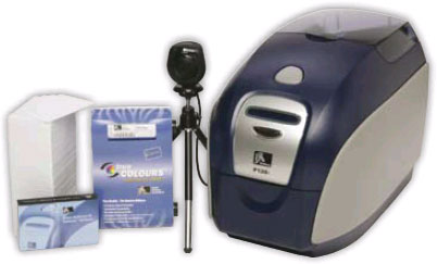 Zebra QuikCard ID Solution ID Printer