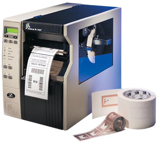 Zebra R140 RFID Printer