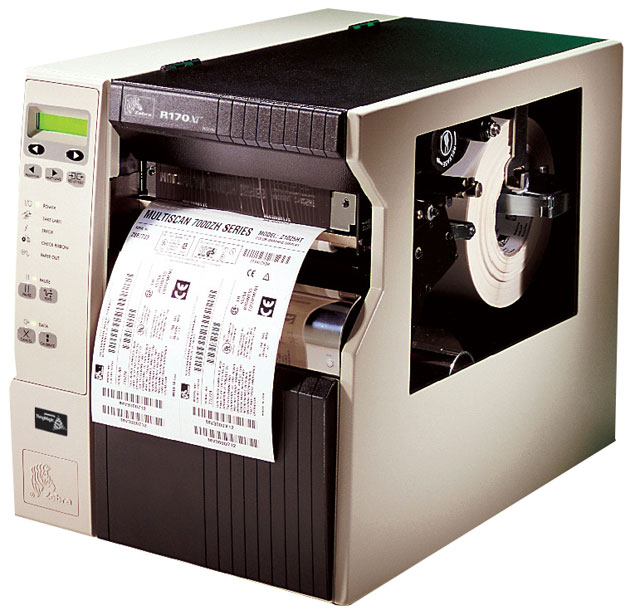 Zebra R170 xi RFID Printer