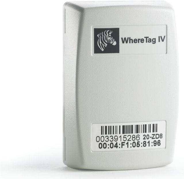 Zebra WhereTag RFID Tag