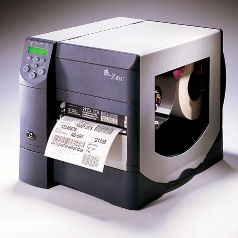 Zebra Z6M Printer