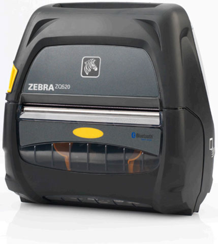 Zebra ZQ500 Series Portable Printer