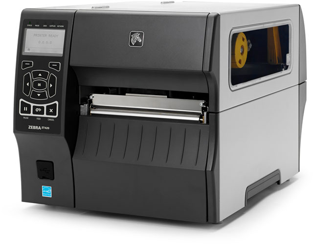 Zebra ZT420 RFID RFID Printer