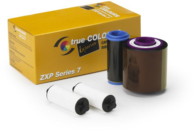 Zebra True Colors ID  Ribbons ID Printer Ribbon