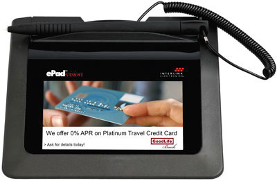 ePadLink ePad Vision Signature Capture Pad