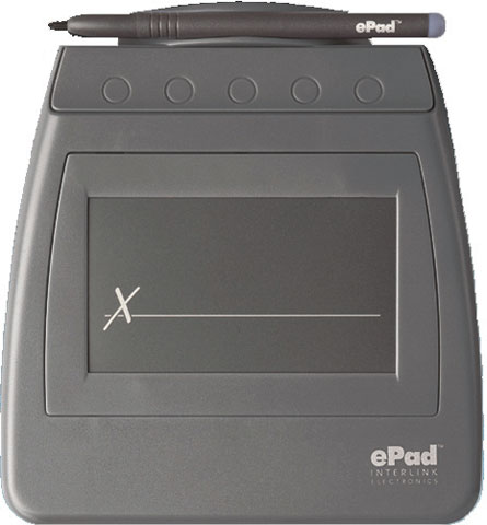ePadLink ePad Signature Capture Pad