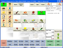 Photo of Aldelo Restaurant Software