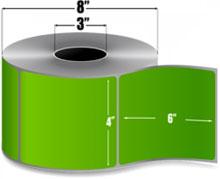BCI 4x6TT-P-FL-351 Green