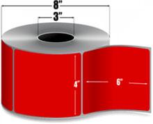 BCI 4x6TT-P-FL-185 Red