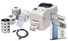 Photo of BCI Asset Label Printing Kit