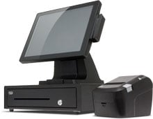 Photo of BCI Restaurant/Bar Ordering POS System