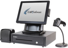 Photo of BCI Retail Standard POS System