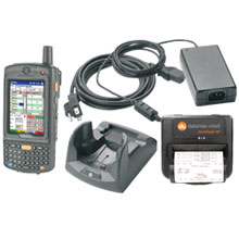 Photo of BCI MC75A Government and Mobility Field Sales Bundle