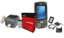 Photo of BCI Government Inventory Tracking Kit with RedBeam