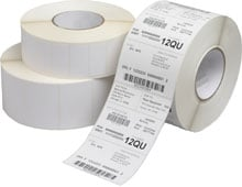 Photo of BCI Pre-Printed Labels
