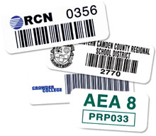 Photo of BCI Security Labels