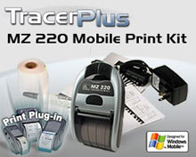 Photo of BCI ZEB-MZ220-TP-WM Receipt Printer Kit