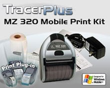 Photo of BCI ZEB-MZ320-TP-WM Receipt Printer Kit