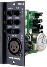 Photo of Bogen TBL1S Transformer-Balanced Input Module