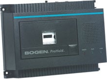 Photo of Bogen ProHold Message on Hold Player
