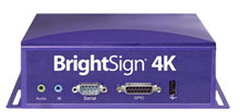 Photo of BrightSign 4K Series