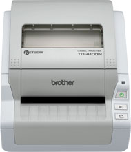 Brother TD4100N