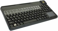 Photo of Cherry G86-6240 SPOS Biometric Keyboard