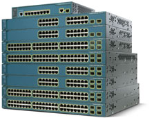 Photo of Cisco Catalyst 3560 Series Switch