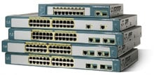 Photo of Cisco Catalyst Express 520 Series Switches