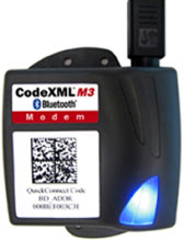 Photo of Code XML M3 Bluetooth Modem