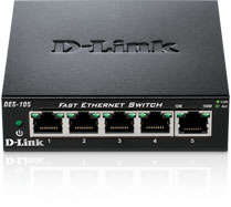 Photo of D-Link DES-105