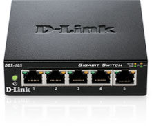 Photo of D-Link DGS-105