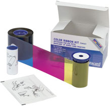 Photo of Datacard Color Ribbon Kit