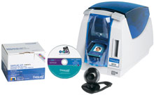 Photo of Datacard 1-2-3 Easy ID Card System ID Printer Ribbon