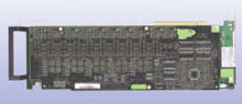 Photo of Dialogic DM/V960A Combined Media Board