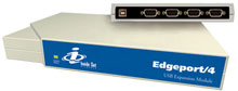 Photo of Digi Edgeport USB-to-Serial Converter