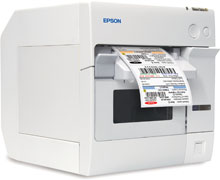 Photo of Epson ColorWorks C3400